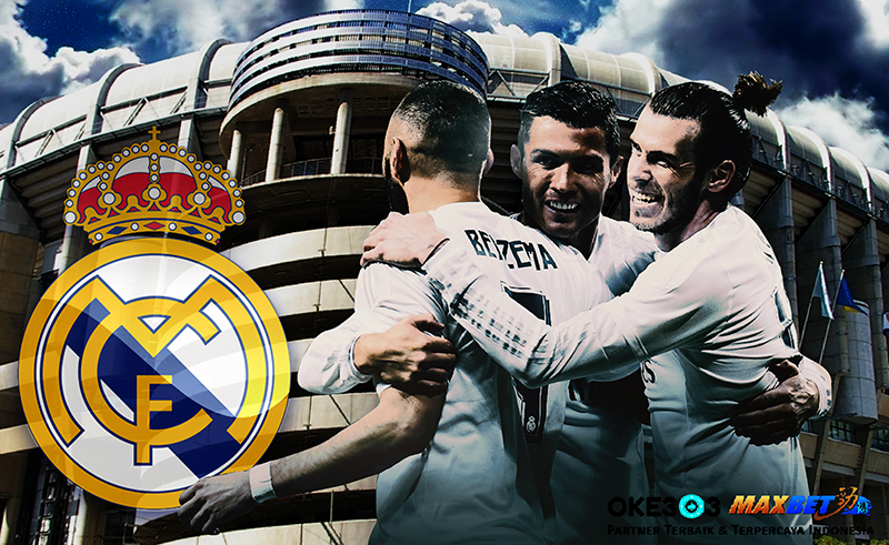 trio bbc real madrid