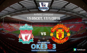 jadwal 2016 liverpool vs manchester united