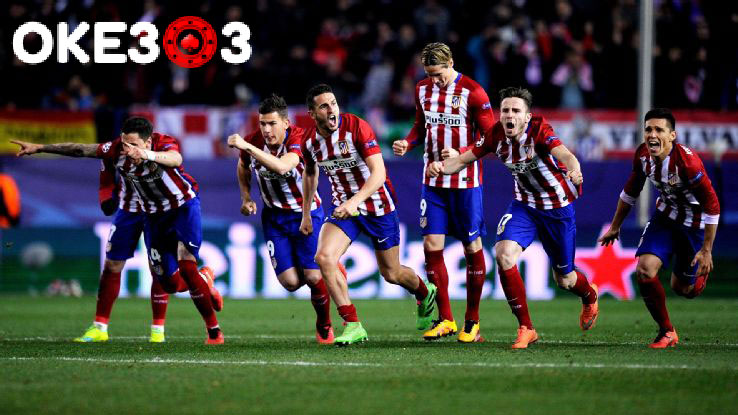 atletico madrid membantai