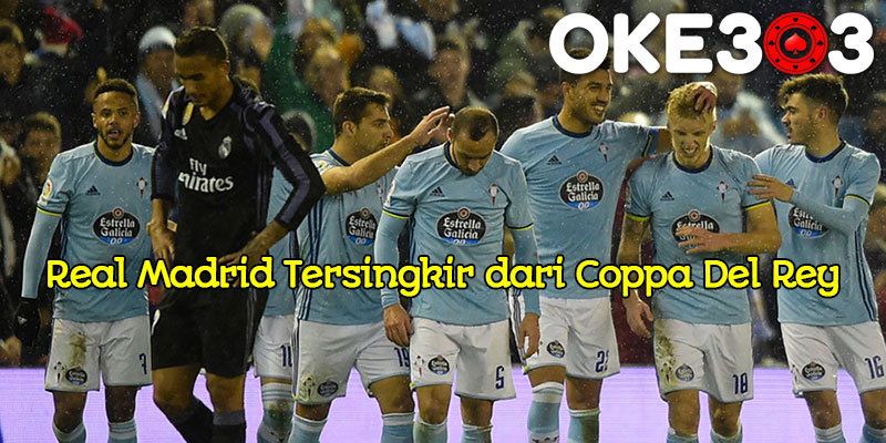 Bandar Bola Sbobet - Hasil Pertandingan Celta Vigo vs Real Madrid